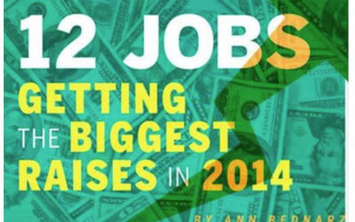 12 tech jobs with big raise potential in 2014