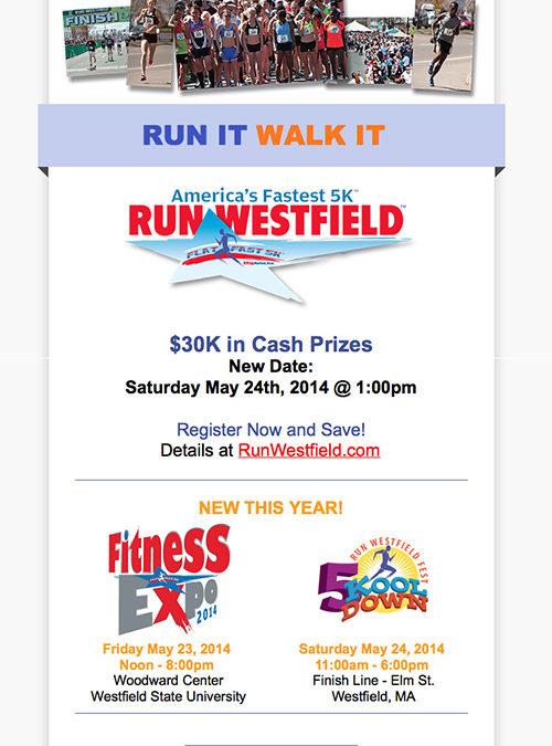 2014 Run Westfield Fast 5k