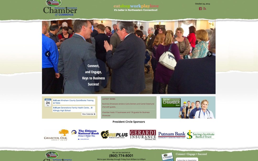 Northeastern Connecticut Chamber of Commerce