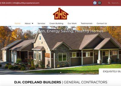 D.H. Copeland Builders